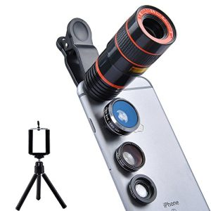Apexel Universal Professional HD Camera Lens Kit